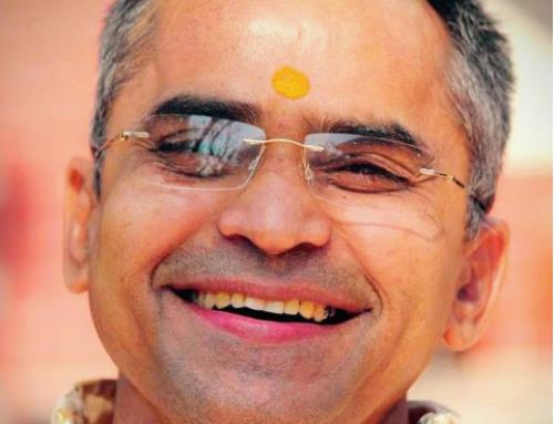 Rencontre avec Mukeshanand Brahmachi